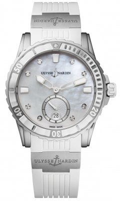 Ulysse Nardin Diver Lady Automatic 40mm 3203-190-3/10 watch