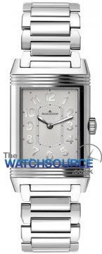 Jaeger LeCoultre Grande Reverso Lady Ultra Thin Quartz Ladies watch, model number - 3208120, discount price of £3,240.00 from The Watch Source