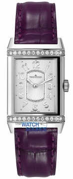 Jaeger LeCoultre Grande Reverso Lady Ultra Thin Mechanical Ladies watch, model number - 3208421, discount price of £5,142.00 from The Watch Source
