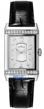 Jaeger LeCoultre Grande Reverso Lady Ultra Thin Mechanical Ladies watch, model number - 3208423, discount price of £5,142.00 from The Watch Source