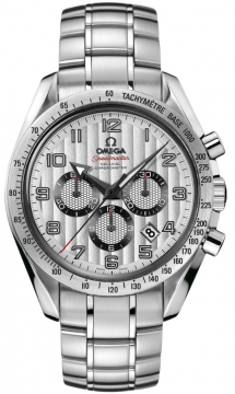 Omega Speedmaster Broad Arrow Mens watch, model number - 321.10.44.50.02.001, discount price of £3,704.00 from The Watch Source