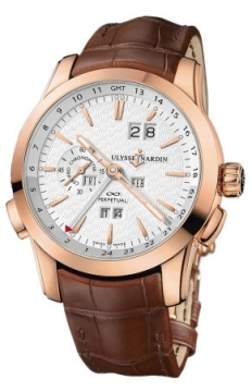 Ulysse Nardin Perpetual Manufacture 43mm Mens watch, model number - 322-10, discount price of £29,160.00 from The Watch Source