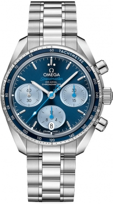 Omega Speedmaster Co-Axial Chronograph 38mm 324.30.38.50.03.002 watch