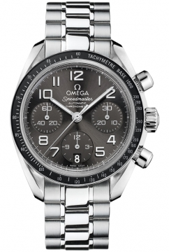 Omega Speedmaster Lady Chronograph 38mm Ladies watch, model number - 324.30.38.40.06.001, discount price of £3,096.00 from The Watch Source