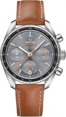 Buy this new Omega Speedmaster Co-Axial Chronograph 38mm 324.32.38.50.06.001 ladies watch for the discount price of £3,168.00. UK Retailer.