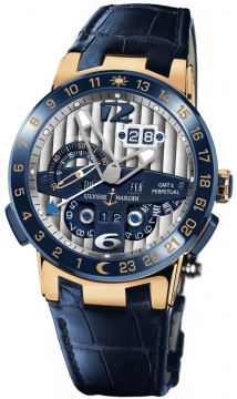 Ulysse Nardin El Toro GMT +/- Perpetual Calendar Mens watch, model number - 326-00, discount price of £36,137.00 from The Watch Source
