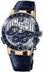 Ulysse Nardin El Toro GMT +/- Perpetual Calendar 326-00 watch