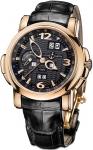 Ulysse Nardin GMT +/- Perpetual 42mm 326-60/62 watch