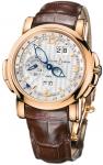 Ulysse Nardin GMT +/- Perpetual 42mm 326-60/60 watch