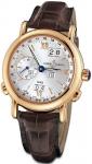 Ulysse Nardin GMT +/- Perpetual 40mm 326-82/31 watch