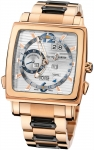 Ulysse Nardin Quadrato Dual Time Perpetual 326-90-8m/91 watch