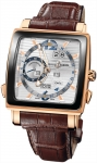 Ulysse Nardin Quadrato Dual Time Perpetual 326-90cer/91 watch