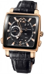 Ulysse Nardin Quadrato Dual Time Perpetual 326-90cer/92 watch