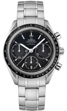 Buy this new Omega Speedmaster Racing Co-Axial Chronograph 40mm 326.30.40.50.01.001 mens watch for the discount price of £2,880.00. UK Retailer.