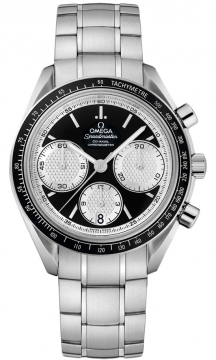 Buy this new Omega Speedmaster Racing Co-Axial Chronograph 40mm 326.30.40.50.01.002 mens watch for the discount price of £2,880.00. UK Retailer.