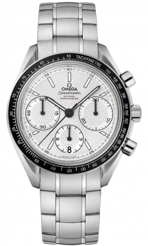 Omega Speedmaster Racing Co-Axial Chronograph 40mm Mens watch, model number - 326.30.40.50.02.001, discount price of £2,880.00 from The Watch Source