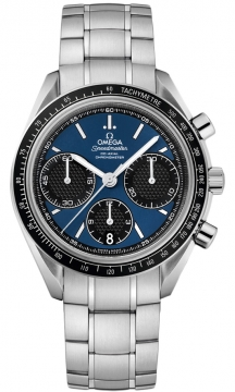 Buy this new Omega Speedmaster Racing Co-Axial Chronograph 40mm 326.30.40.50.03.001 mens watch for the discount price of £2,880.00. UK Retailer.
