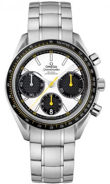 Buy this new Omega Speedmaster Racing Co-Axial Chronograph 40mm 326.30.40.50.04.001 mens watch for the discount price of £2,880.00. UK Retailer.