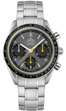 Omega Speedmaster Racing Co-Axial Chronograph 40mm Mens watch, model number - 326.30.40.50.06.001, discount price of £2,580.00 from The Watch Source