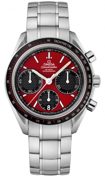 Buy this new Omega Speedmaster Racing Co-Axial Chronograph 40mm 326.30.40.50.11.001 mens watch for the discount price of £2,880.00. UK Retailer.