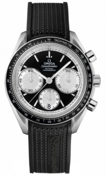 Buy this new Omega Speedmaster Racing Co-Axial Chronograph 40mm 326.32.40.50.01.002 mens watch for the discount price of £2,808.00. UK Retailer.