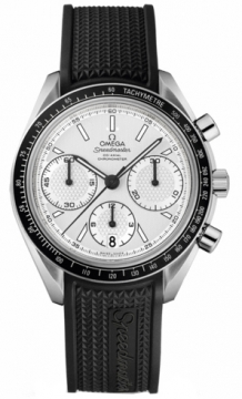 Omega Speedmaster Racing Co-Axial Chronograph 40mm Mens watch, model number - 326.32.40.50.02.001, discount price of £2,515.00 from The Watch Source