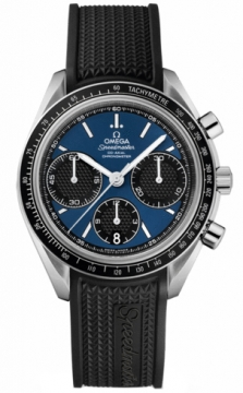 Omega Speedmaster Racing Co-Axial Chronograph 40mm Mens watch, model number - 326.32.40.50.03.001, discount price of £2,515.00 from The Watch Source