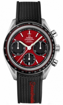 Omega Speedmaster Racing Co-Axial Chronograph 40mm Mens watch, model number - 326.32.40.50.11.001, discount price of £2,515.00 from The Watch Source