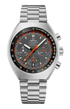 Buy this new Omega Speedmaster Mark II Co-Axial Chronograph 327.10.43.50.06.001 mens watch for the discount price of £3,744.00. UK Retailer.