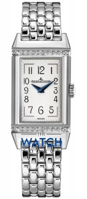 Buy this new Jaeger LeCoultre Reverso One Quartz 3288120 ladies watch for the discount price of £5,175.00. UK Retailer.