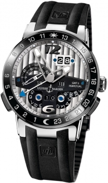 Ulysse Nardin El Toro GMT +/- Perpetual Calendar Mens watch, model number - 329-00-3, discount price of £36,386.00 from The Watch Source