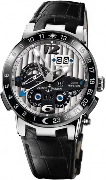 Ulysse Nardin El Toro GMT +/- Perpetual Calendar Mens watch, model number - 329-00, discount price of £38,831.00 from The Watch Source