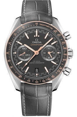 Buy this new Omega Speedmaster Racing Master Chronometer Chronograph 44.25mm 329.23.44.51.06.001 mens watch for the discount price of £7,416.00. UK Retailer.