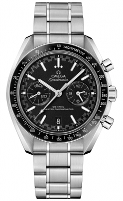 Buy this new Omega Speedmaster Racing Master Chronometer Chronograph 44.25mm 329.30.44.51.01.001 mens watch for the discount price of £5,688.00. UK Retailer.