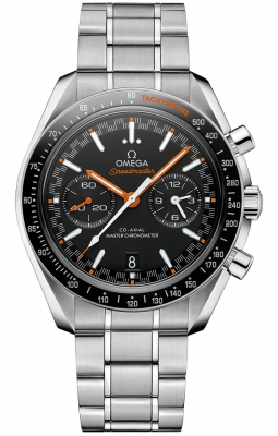 Buy this new Omega Speedmaster Racing Master Chronometer Chronograph 44.25mm 329.30.44.51.01.002 mens watch for the discount price of £5,688.00. UK Retailer.