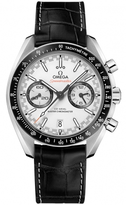 Buy this new Omega Speedmaster Racing Master Chronometer Chronograph 44.25mm 329.33.44.51.04.001 mens watch for the discount price of £5,616.00. UK Retailer.