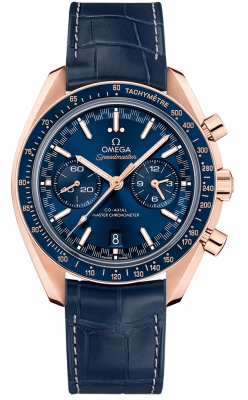 Buy this new Omega Speedmaster Racing Master Chronometer Chronograph 44.25mm 329.53.44.51.03.001 mens watch for the discount price of £16,380.00. UK Retailer.