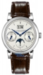 A. Lange & Sohne Saxonia Annual Calendar 38.5mm 330.026 watch