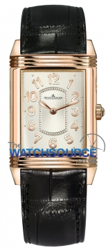 Jaeger LeCoultre Grande Reverso Lady Ultra Thin Duetto Duo Ladies watch, model number - 3302421, discount price of £15,250.00 from The Watch Source