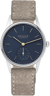 Nomos Glashutte Orion 33 32.8mm 330 watch