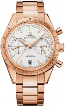 Buy this new Omega Speedmaster '57 Co-Axial Chronograph 41.5mm 331.50.42.51.02.002 mens watch for the discount price of £21,600.00. UK Retailer.