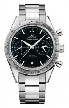 Omega Speedmaster '57 Co-Axial Chronograph 41.5mm Mens watch, model number - 331.10.42.51.01.001, discount price of £5,400.00 from The Watch Source