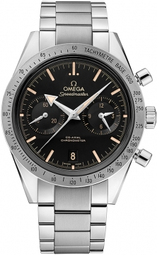 Buy this new Omega Speedmaster '57 Co-Axial Chronograph 41.5mm 331.10.42.51.01.002 mens watch for the discount price of £5,400.00. UK Retailer.