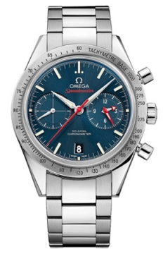 Omega Speedmaster '57 Co-Axial Chronograph 41.5mm Mens watch, model number - 331.10.42.51.03.001, discount price of £4,835.00 from The Watch Source