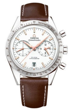 Buy this new Omega Speedmaster '57 Co-Axial Chronograph 41.5mm 331.12.42.51.02.002 mens watch for the discount price of £5,436.00. UK Retailer.