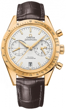 Buy this new Omega Speedmaster '57 Co-Axial Chronograph 41.5mm 331.53.42.51.02.001 mens watch for the discount price of £16,092.00. UK Retailer.
