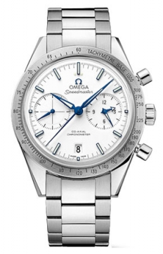 Omega Speedmaster '57 Co-Axial Chronograph 41.5mm Mens watch, model number - 331.90.42.51.04.001, discount price of £6,125.00 from The Watch Source