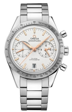 Omega Speedmaster '57 Co-Axial Chronograph 41.5mm Mens watch, model number - 331.10.42.51.02.002, discount price of £4,760.00 from The Watch Source
