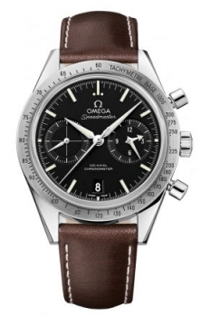 Buy this new Omega Speedmaster '57 Co-Axial Chronograph 41.5mm 331.12.42.51.01.001 mens watch for the discount price of £5,328.00. UK Retailer.
