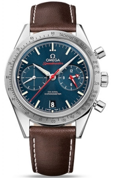 Omega Speedmaster '57 Co-Axial Chronograph 41.5mm Mens watch, model number - 331.12.42.51.03.001, discount price of £5,030.00 from The Watch Source